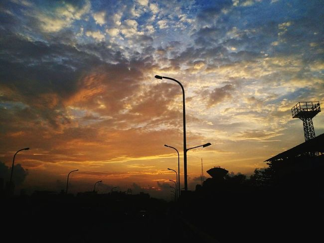 Sunset Dramatic Sky Cloud - Sky No People Outdoors City Cityscape Travel Destinations Evening Lowexposure EyeEm Selects