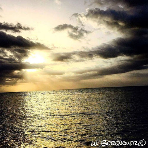 EyeEm Best Shots On The Beach Puerto Rico Cabo Rojo Joyuda Weather Pro: Your Perfect Weather Shot  Taking Photos Nikon D5100  Nature Photography Nature_collection