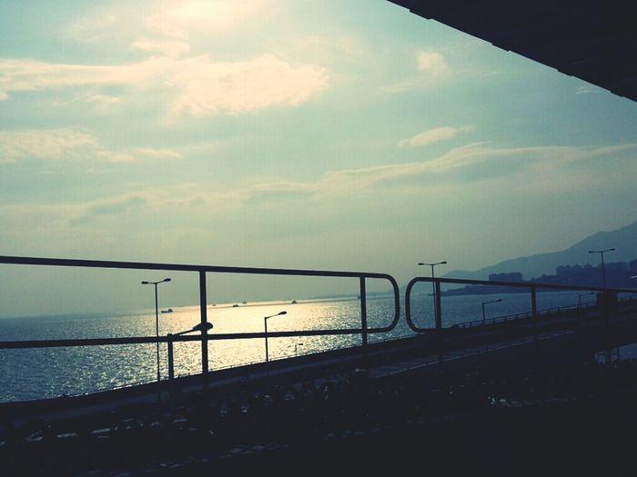 nice view Waiting HongKong
