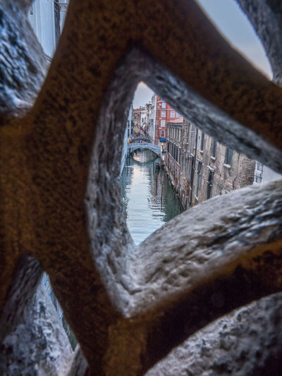 A Day in Venice Arch Bridge - Man Made Structure From The Bridge Of Sighs Indoors  Low Angle View Travel Travel Destinations Travel Photography Underneath Water