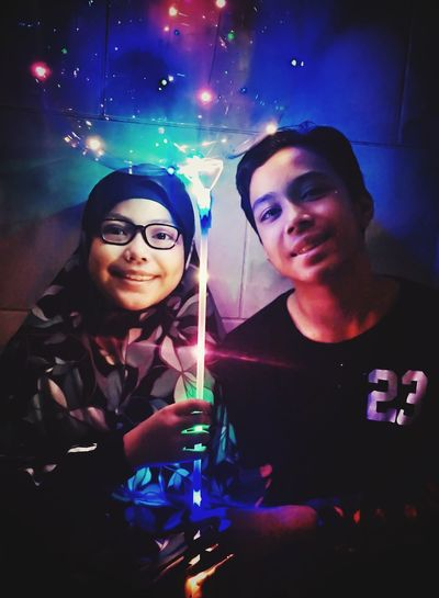 Siblings Light