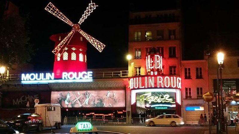 Nofilter Moulinrouge Paris
