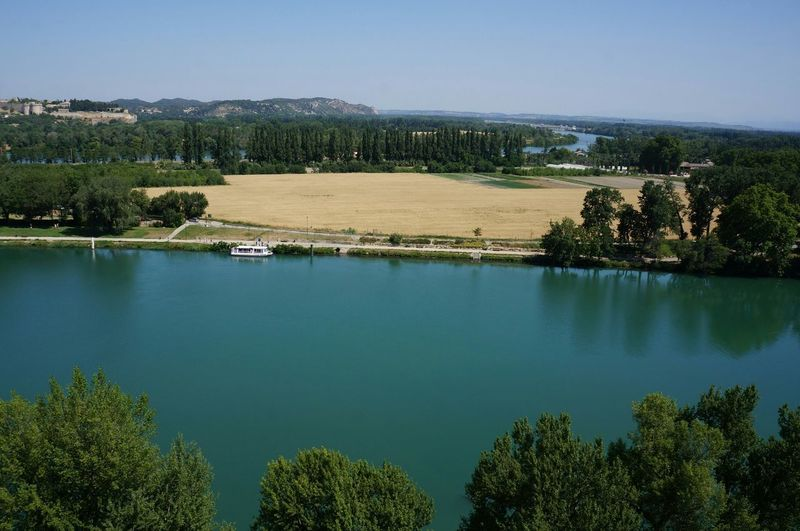 Tree Rural Scene Water Scenics Nature Beauty In Nature Agriculture No People Outdoors Day France