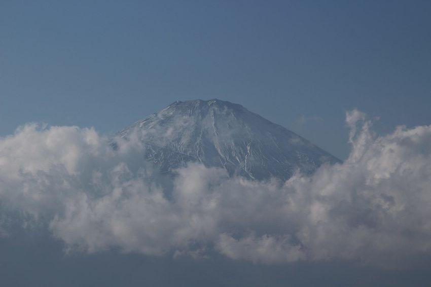 Japan Mt.Fuji Beauty In Nature Cloud - Sky Mountain Nature