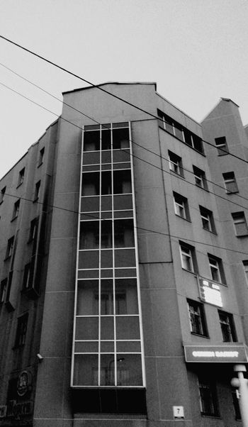 Murmansk Monochrome Blackandwhite Architecture Urban Geometry Urban Landscape Light And Shadow Cityscapes EyeEm Best Shots - Black + White Urban 4 Filter