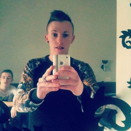 Changement Cheveux Brun