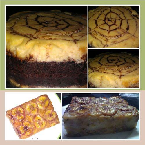 Tập tành làm bánh :)