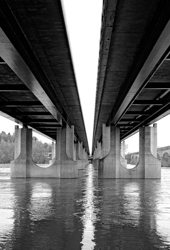 Vanishing Point Loire... Bridge Blackandwhite Black&white Blackandwhite Photography Monochrome