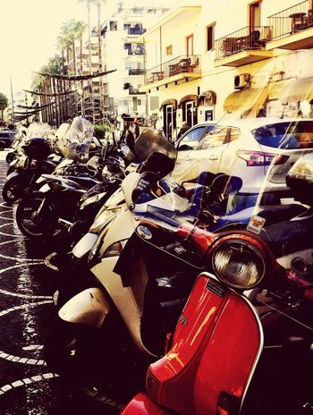 Vespa Streetphotography Outdoors Motorcycle