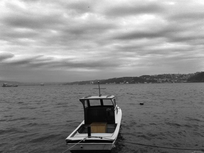 B&w B&w Photography Taking Photos Check This Out Hello World Photography Black And White Photography Black And White Sea And Sky Seaside Seascape Sky And Clouds Skyporn Sky Fisherboat Marmarasea Istanbul Turkey Istanbul - Bosphorus Haveagoodday First Eyeem Photo Showcase: February Eye4photography  EyeEm Best Shots EyeEm Gallery Landscapes With WhiteWall