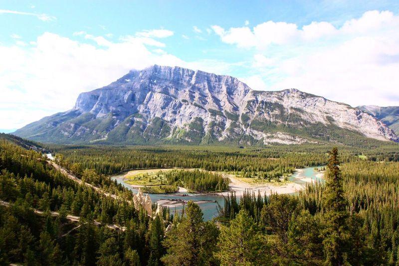 Beautiful Banff, Canada. Banff National Park  Banff  Calgary, Alberta Rockies Nature Photography Views