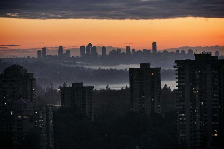 Captured Moment EyeEm EyeEm Best Shots Landscape Cityscape Sunset
