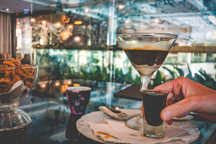 affogato with a shot of kahlua Coffee Espresso Affogato Alcohol Business Cafe Close-up Drink Drinking Glass Focus On Foreground Food Food And Drink Freshness Glass Glass - Material Hand Holding Human Body Part Human Hand Martini One Person Refreshment Restaurant Temptation Tray My Best Photo #NotYourCliche Love Letter My Best Photo The Foodie - 2019 EyeEm Awards