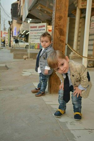 Happy birthday 🎊 mohamed and ahmed😍🎊 Love Kids First Eyeem Photo Baby