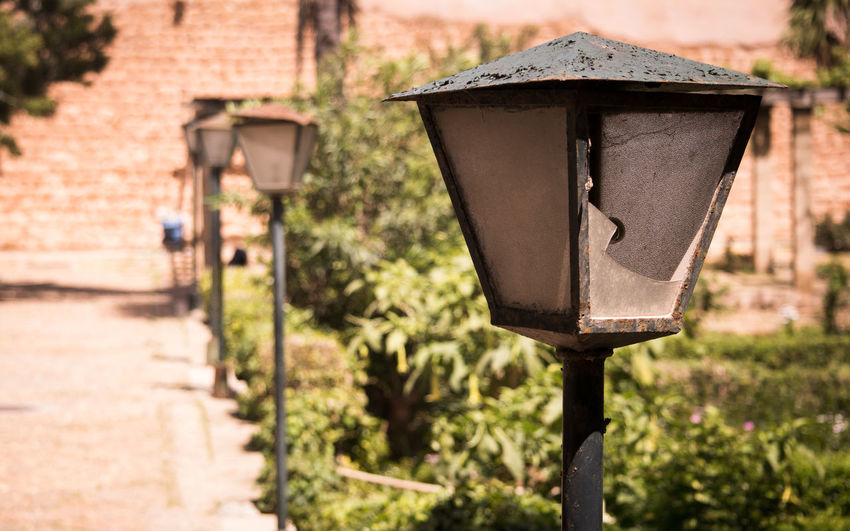Lanterns on the road Lantern Oudaya OudayasRabat Udayas Architecture Building Built Structure Day Electric Lamp Focus On Foreground Lighting Equipment Metal Nature No People Old Outdoors Plant Street Streetphotography Sunlight Tree EyeEmNewHere Adventures In The City