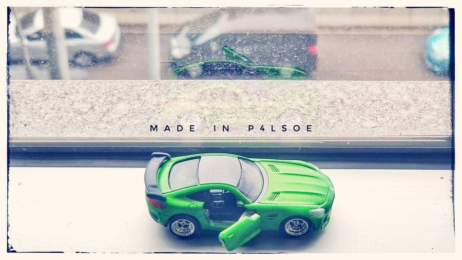 Show Off Diecastphotography Diecast Diecastcars P4lsoe Tomica Takaratomy AMG Amggts Mercedes Mercedes-Benz Show Off Close-up Green Color