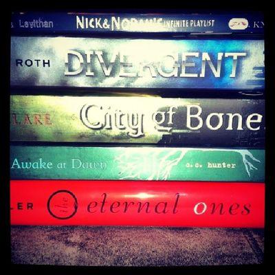 Nerry christmas to myself Books Divergent Cityofbones Nickandnoravsinfiniteplaylist awajeatdawn theeternalones lovee