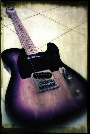 FENDER VINTAGE TELECASTER Rock Guitars Guitarist
