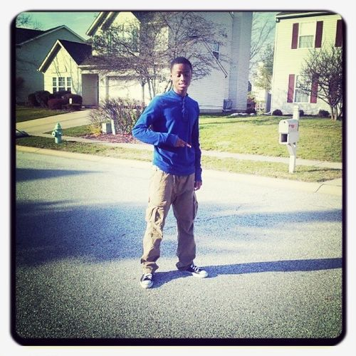 I Was Coolin