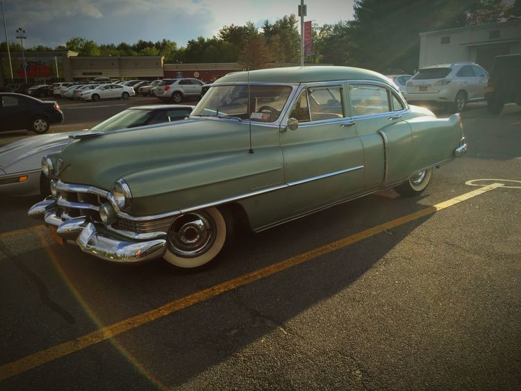 Cadillac Old Car Oldtimer Old Cars Classic Car Vintage Cars I Need A Cadillac Beautiful Engineering Car White Wall