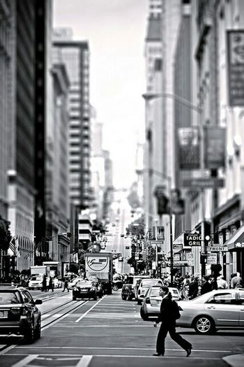 Cityscapes San Francisco Streetphotography Candid