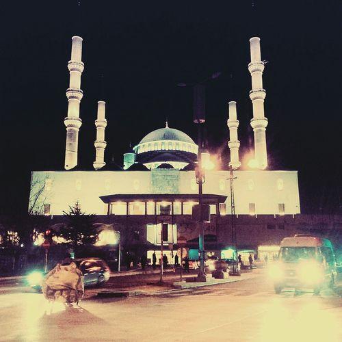 Kocatepe Kocatepe Camii Mosque Cami Ankara Turkey Check This Out Hi!