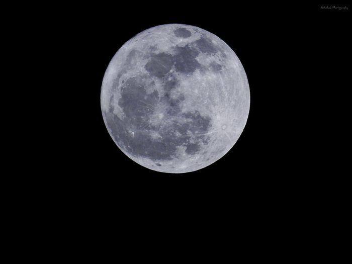 Moon 🌑🌃 Black