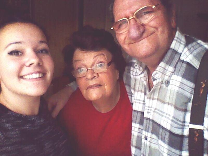 Des grands parents, pas comme les autres.