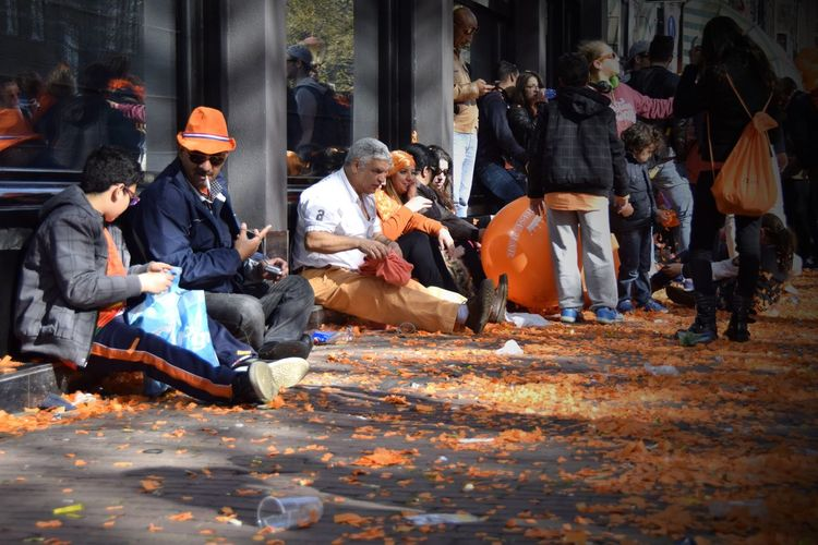 Kingsday 2015 Streetphotography Street Photography