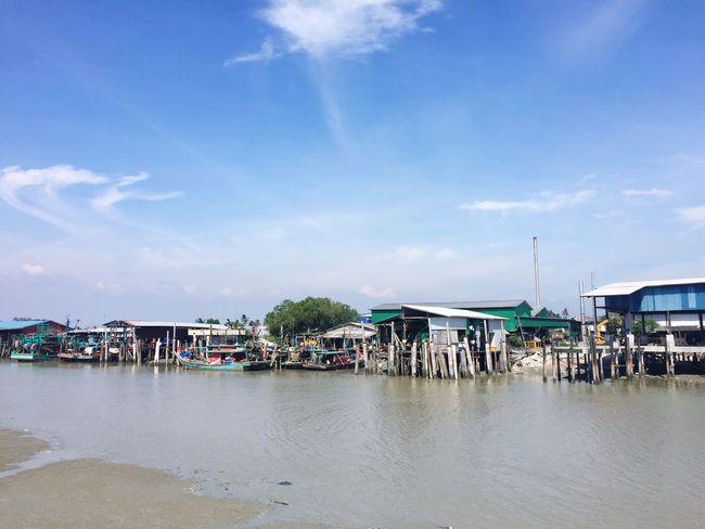 Fish Village Sekinchan, Malaysia