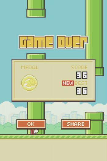 Flappy Bird -.-