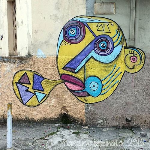 Arte by @_akbo Graffiti Graffitiart Art Streetart UrbanART Streetphotography Urban Streetphoto_brasil Colors City Belavista Saopaulo Brasil Photograph Photography Flaming_abstracts Mundoruasp Olhonaruasp