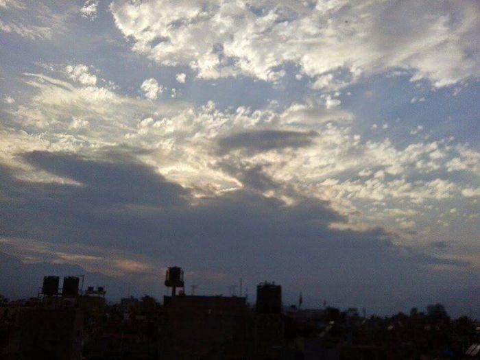 My Hobby Clouds And Sky Glumpy Captured Moment Beautiful Sky Latepost Aloneinbalcany