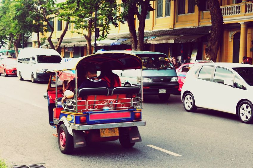 Spotted In Thailand TukTuk Bangkok Bangkok Thailand. Bangkok Thailand Bangkok City Modes Of Transport Transportation Three Wheeler Tuk Tuk Tuk Tuk Bangkok Dangerous