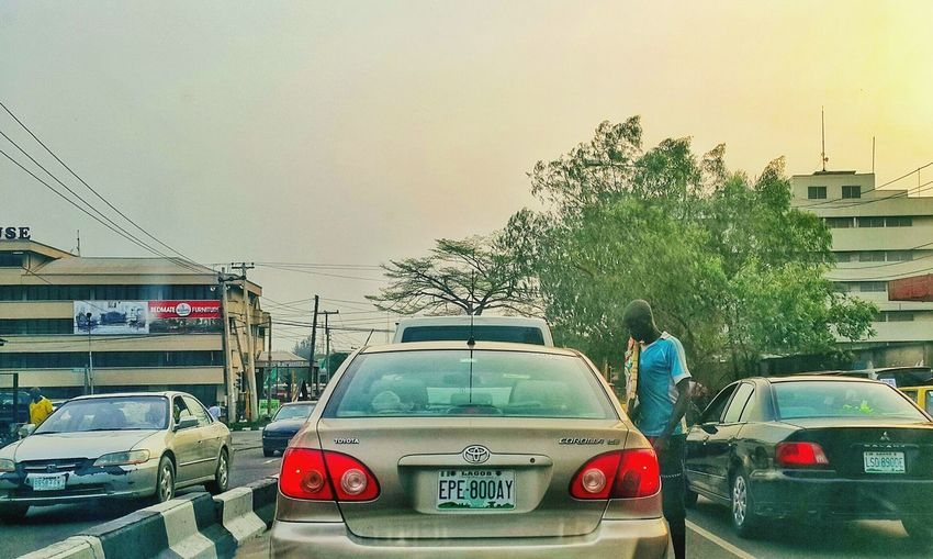The Human Condition Streetphotography Hustle Lagos Nigeria