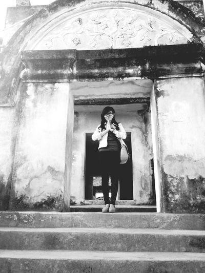 Taman Sari - Yogyakarta Black & White Beautiful Buildings Today's Hot Look