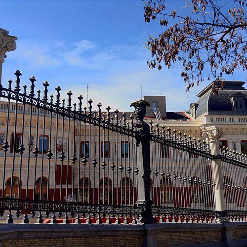 La Cuesta De Moyano tiene un encanto especial. Madrid Iphone6