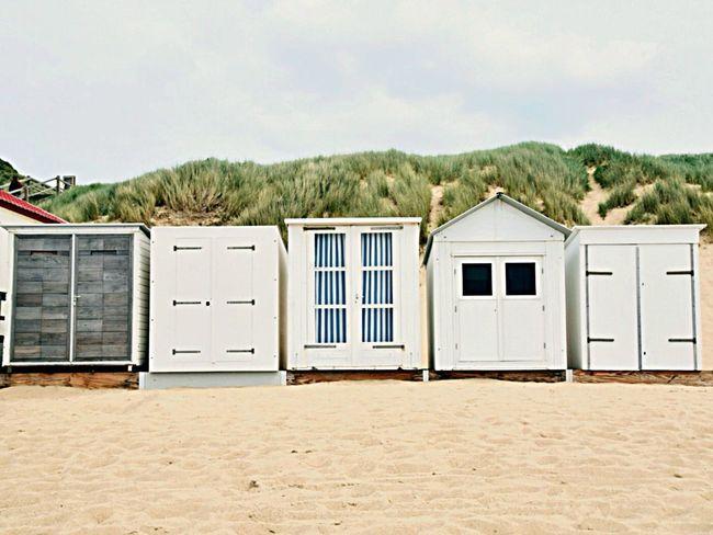 BeachHouse Beachphotography Beach Dutch Landscape Hanging Out Enjoying Life Holland Coastal Life Coast