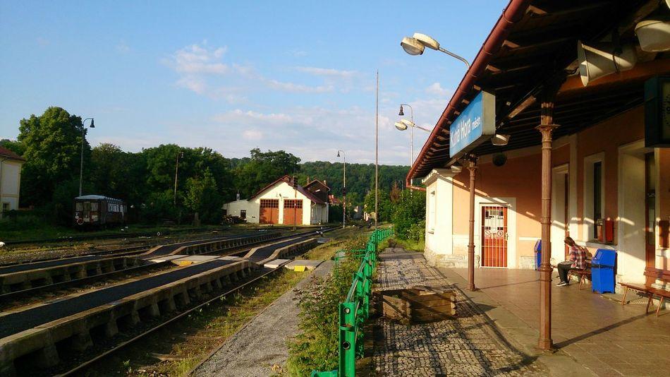 Day Stone Kutna Hora Czechrepublic XPERIA First Eyeem Photo Xperiaz Train Station