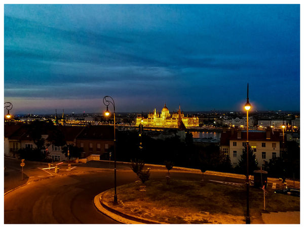 Cityscape. Travel Destinations Turistic Attractions Hungary Tredition City Politics And Government Illuminated Cityscape Sky Architecture Built Structure Building Exterior