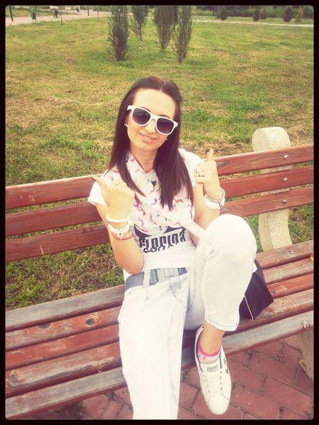 Peace! :)