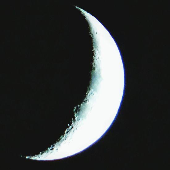 Luna de esta noche Moon Burgos -España- SPAIN Buenas Noches! ❤