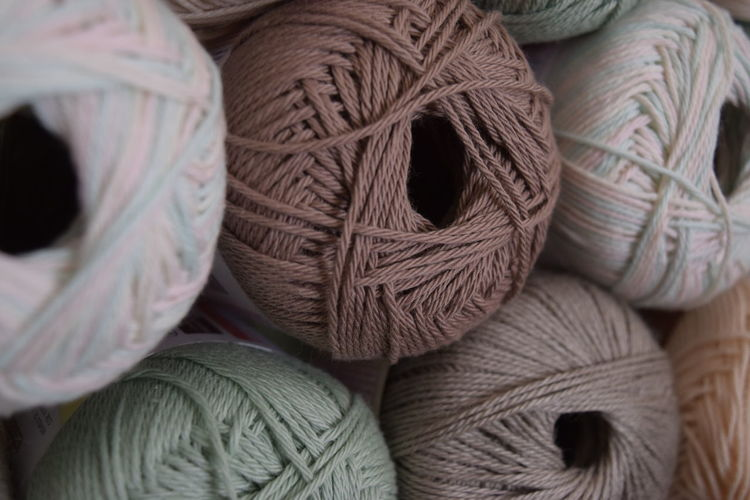 Wool Ball Of