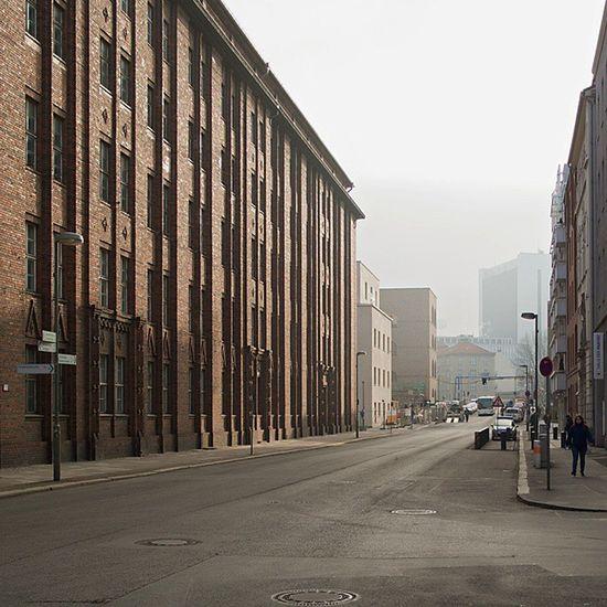 Berlinmitte Tucholskystrasse Johannisstrasse Latergram Streetsofberlin
