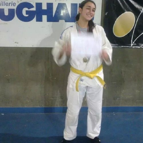 First judo tournament and won 1st place ... Ohhh dayss <3<3 Judo Martialarts Judoplayer Athlete