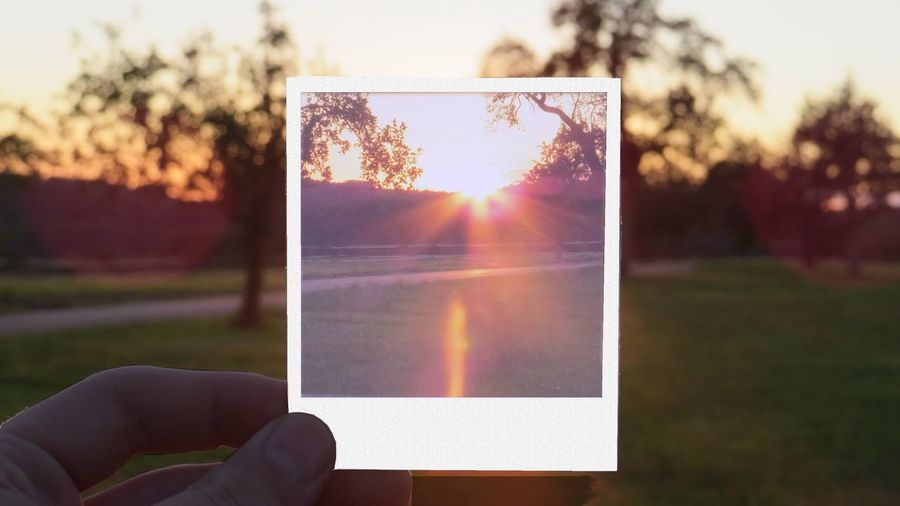 Pictureframe Sunset Getting Creative Photooftheday
