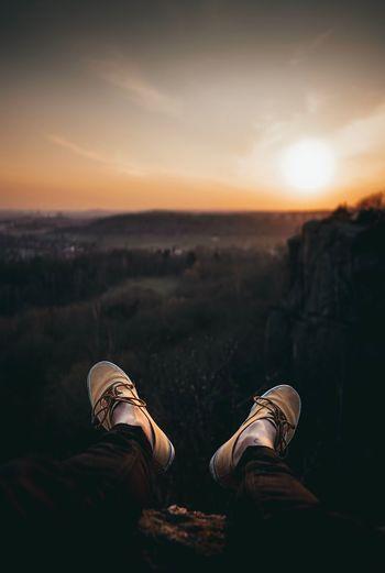 Shoe Sky Low