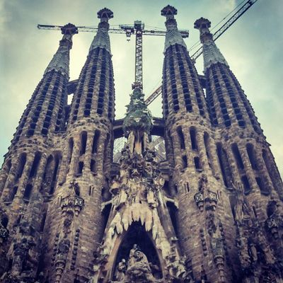 Can you guess where I'm? ? Travelingbcn HTC Freqs