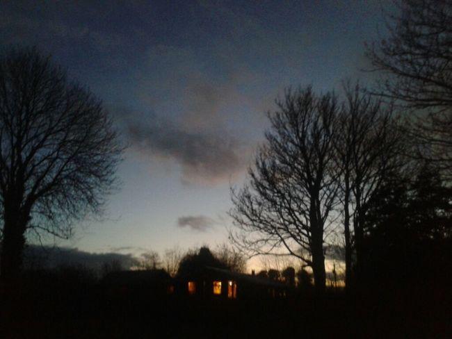 Tonight's horizon. For the last day of 2012. #amlp #hut #horizon Tonight's Horizon #amlp