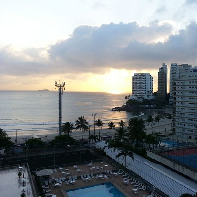 Beach Morning Sun Vocation nofilter